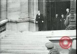 Image of Arrival and departure of Paris Peace delegates Paris France, 1919, second 1 stock footage video 65675026907