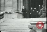 Image of Arrival and departure of Paris Peace delegates Paris France, 1919, second 3 stock footage video 65675026907
