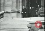 Image of Arrival and departure of Paris Peace delegates Paris France, 1919, second 5 stock footage video 65675026907