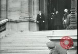 Image of Arrival and departure of Paris Peace delegates Paris France, 1919, second 6 stock footage video 65675026907
