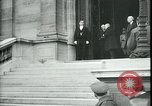 Image of Arrival and departure of Paris Peace delegates Paris France, 1919, second 7 stock footage video 65675026907