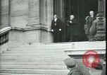 Image of Arrival and departure of Paris Peace delegates Paris France, 1919, second 8 stock footage video 65675026907