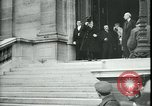 Image of Arrival and departure of Paris Peace delegates Paris France, 1919, second 9 stock footage video 65675026907
