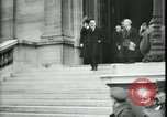 Image of Arrival and departure of Paris Peace delegates Paris France, 1919, second 10 stock footage video 65675026907