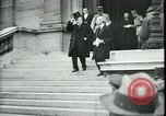 Image of Arrival and departure of Paris Peace delegates Paris France, 1919, second 11 stock footage video 65675026907