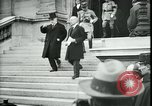 Image of Arrival and departure of Paris Peace delegates Paris France, 1919, second 12 stock footage video 65675026907