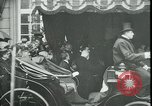 Image of Royalty ride Paris France, 1919, second 2 stock footage video 65675026909