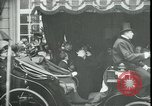 Image of Royalty ride Paris France, 1919, second 3 stock footage video 65675026909