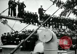 Image of USS George Washington Atlantic ocean, 1918, second 8 stock footage video 65675026925