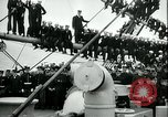 Image of USS George Washington Atlantic ocean, 1918, second 9 stock footage video 65675026925