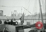 Image of dispatch boat Brest Harbour France, 1918, second 12 stock footage video 65675026928