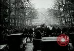 Image of Woodrow Wilson Paris France, 1918, second 9 stock footage video 65675026933