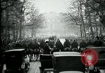 Image of Woodrow Wilson Paris France, 1918, second 12 stock footage video 65675026933