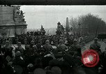 Image of Woodrow Wilson Paris France, 1918, second 10 stock footage video 65675026934