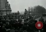Image of Woodrow Wilson Paris France, 1918, second 12 stock footage video 65675026934