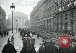 Image of Woodrow Wilson Paris France, 1918, second 5 stock footage video 65675026935