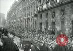 Image of Woodrow Wilson Paris France, 1918, second 7 stock footage video 65675026935