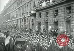 Image of Woodrow Wilson Paris France, 1918, second 8 stock footage video 65675026935
