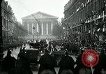 Image of Woodrow Wilson Paris France, 1918, second 10 stock footage video 65675026935
