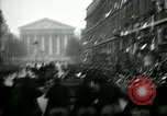 Image of Woodrow Wilson Paris France, 1918, second 11 stock footage video 65675026935