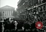 Image of Woodrow Wilson Paris France, 1918, second 12 stock footage video 65675026935