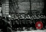 Image of French troops Paris France, 1918, second 6 stock footage video 65675026937