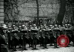 Image of French troops Paris France, 1918, second 7 stock footage video 65675026937