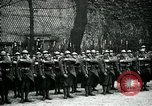Image of French troops Paris France, 1918, second 9 stock footage video 65675026937