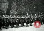 Image of French troops Paris France, 1918, second 11 stock footage video 65675026937