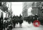 Image of Woodrow Wilson Paris France, 1918, second 9 stock footage video 65675026938