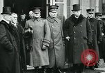 Image of General John Pershing Paris France, 1918, second 9 stock footage video 65675026941
