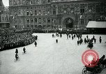 Image of Woodrow Wilson Paris France, 1918, second 6 stock footage video 65675026943
