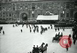 Image of Woodrow Wilson Paris France, 1918, second 10 stock footage video 65675026943