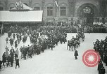 Image of Woodrow Wilson Paris France, 1918, second 9 stock footage video 65675026945