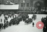 Image of Woodrow Wilson Paris France, 1918, second 12 stock footage video 65675026945