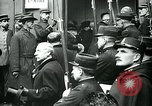 Image of Woodrow Wilson Paris France, 1918, second 11 stock footage video 65675026946
