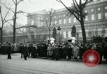 Image of crowds of Paris Paris France, 1919, second 9 stock footage video 65675026950