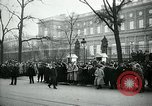Image of crowds of Paris Paris France, 1919, second 10 stock footage video 65675026950