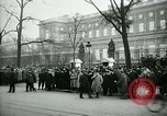 Image of crowds of Paris Paris France, 1919, second 11 stock footage video 65675026950