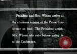 Image of Woodrow Wilson Paris France, 1919, second 1 stock footage video 65675026955