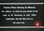 Image of Woodrow Wilson Suresnes France, 1919, second 6 stock footage video 65675026979