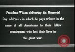 Image of Woodrow Wilson Suresnes France, 1919, second 10 stock footage video 65675026979