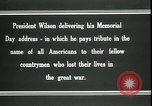 Image of Woodrow Wilson Suresnes France, 1919, second 11 stock footage video 65675026979