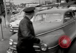 Image of pock marks on windshields Seattle Washington USA, 1954, second 11 stock footage video 65675026993