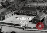 Image of Madurodam opening The Hague Netherlands, 1954, second 1 stock footage video 65675026994