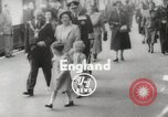 Image of Prince Charles and Princess Anne United Kingdom, 1954, second 1 stock footage video 65675026996