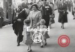 Image of Prince Charles and Princess Anne United Kingdom, 1954, second 2 stock footage video 65675026996