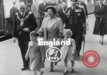 Image of Prince Charles and Princess Anne United Kingdom, 1954, second 3 stock footage video 65675026996