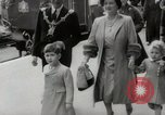 Image of Prince Charles and Princess Anne United Kingdom, 1954, second 5 stock footage video 65675026996