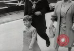 Image of Prince Charles and Princess Anne United Kingdom, 1954, second 6 stock footage video 65675026996